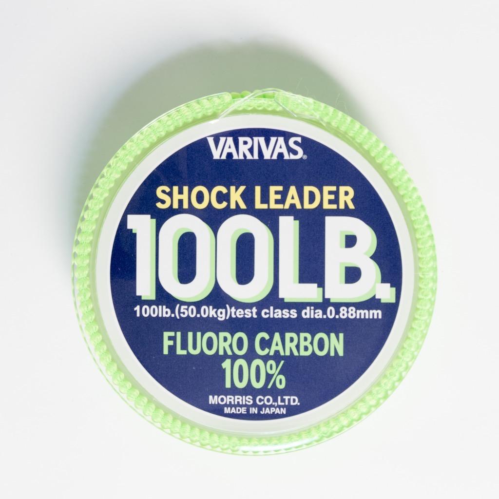 Varivas Shock Leader Fluoro Carbon