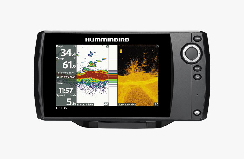 HELIX 7 CHIRP MEGA DI GPS G3N - 104566