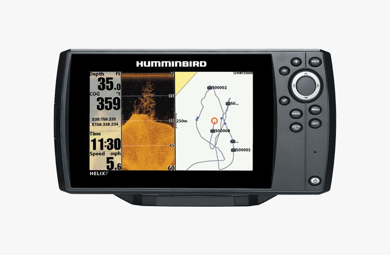 HELIX 7 CHIRP MEGA DI GPS G3N with NAV+ - 104566B