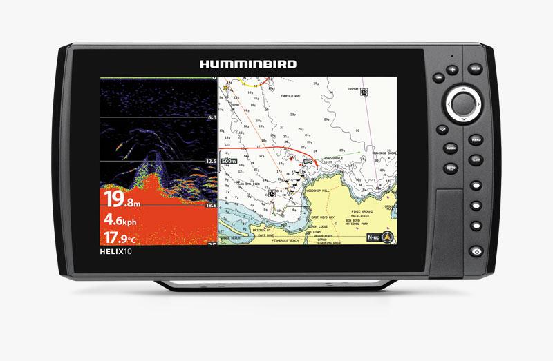 HELIX 10 CHIRP Sonar GPS G3N - 104580