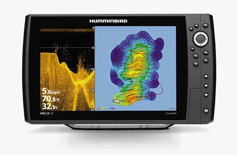 HELIX 12 CHIRP MEGA DI GPS G3N - 104592