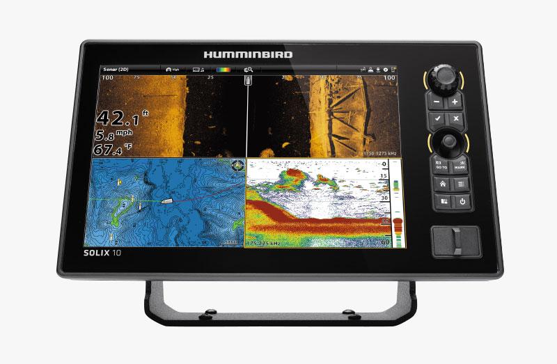 SOLIX 10 CHIRP MEGA SI GPS G2N- 104599
