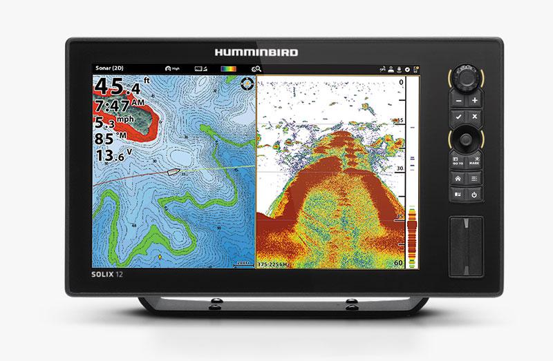 SOLIX 12 CHIRP MEGA DI GPS CHO G2N - 104600