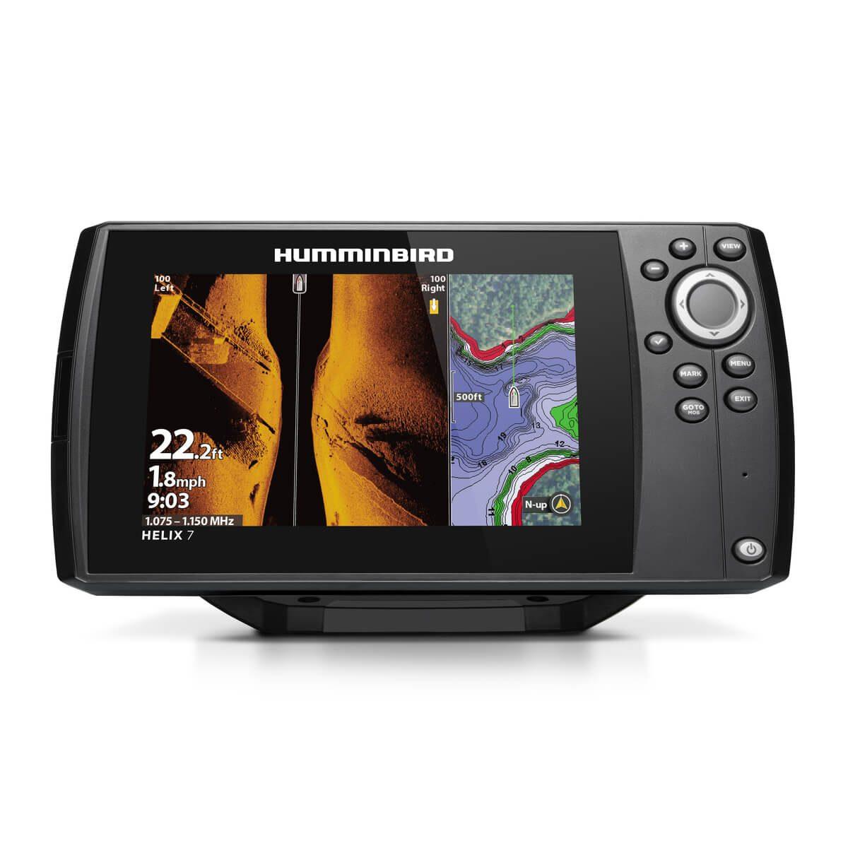 HELIX 7 CHIRP MEGA SI GPS G3 - 104562