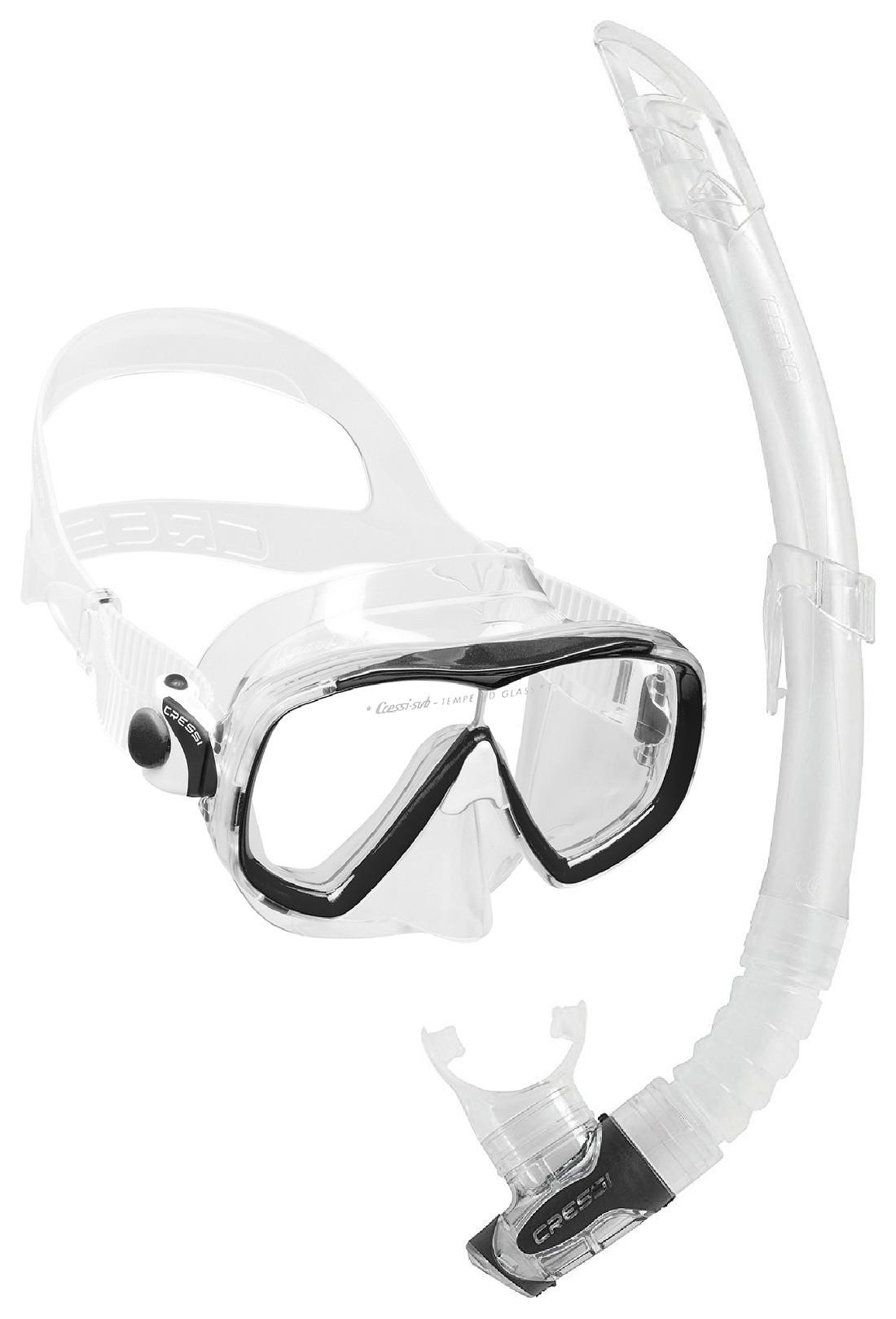 Cressi Estrella VIP - Mask & Snorkel Set