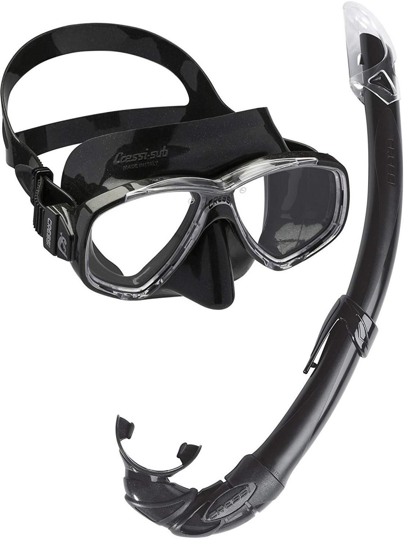 PERLA MARE - Mask & Snorkel Set