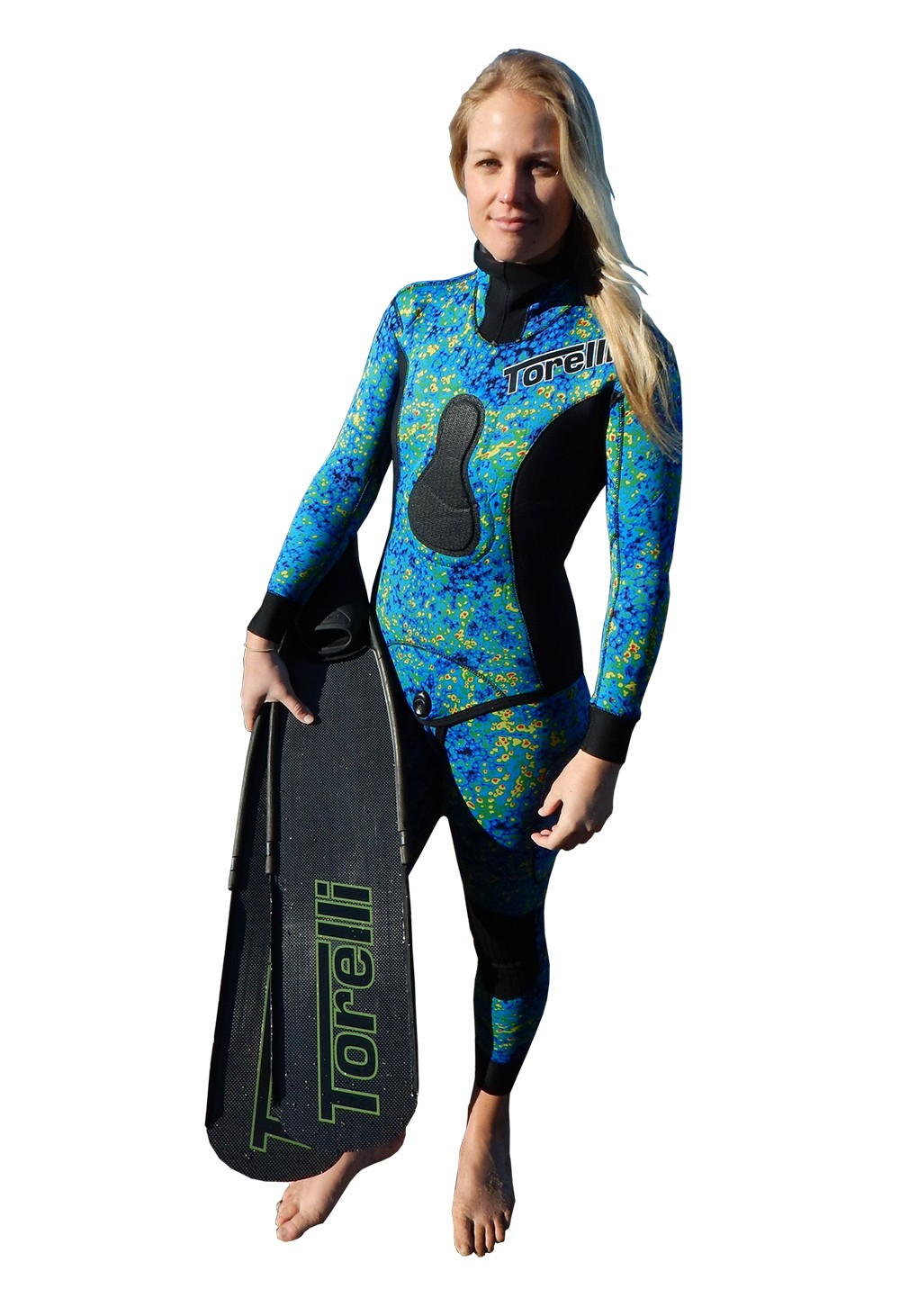 TORELLI EVE UNIVERSE1.5MM WOMENS WETSUIT