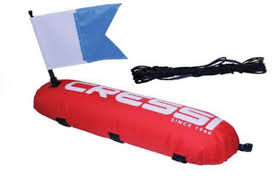 Cressi 17.5lt Inflatable Float