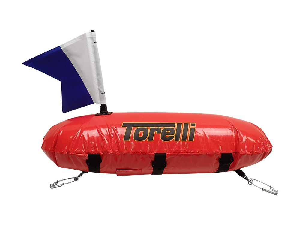 Torpedo Inflatable Float