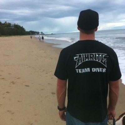 """Team Diver"" T-Shirt"