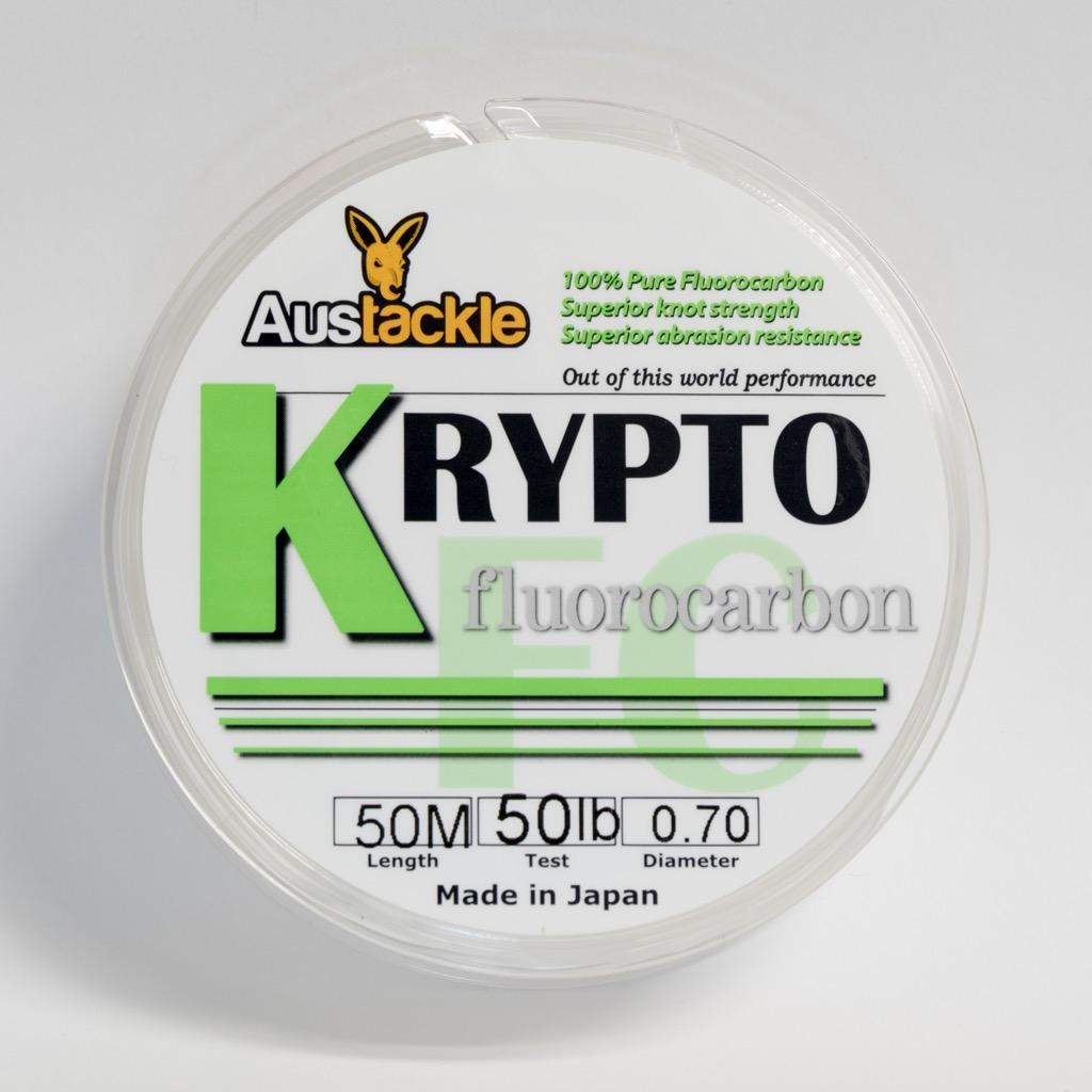 Austackle Krypto Fluorocarbon 50m