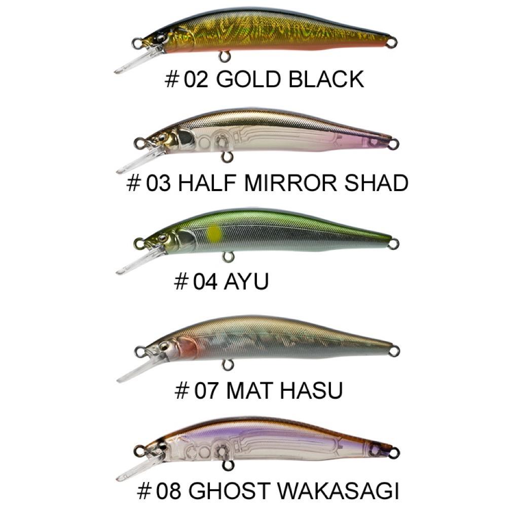 Fish Arrow Three Shot 80 SP Minnow