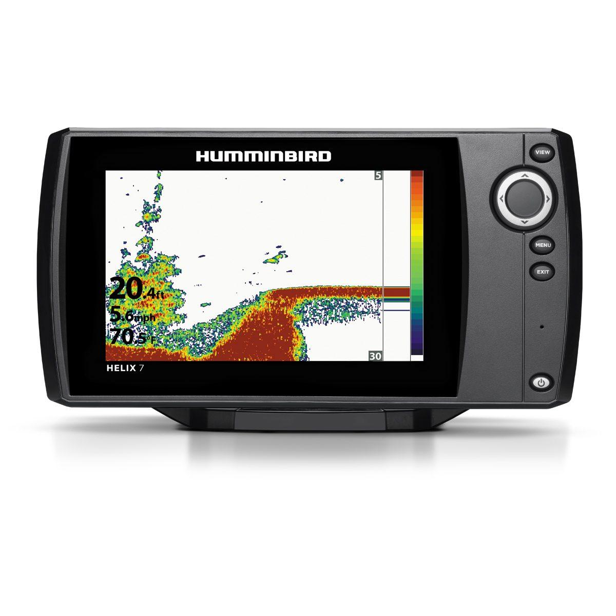 HELIX 7 CHIRP SONAR GPS G3 - 104558