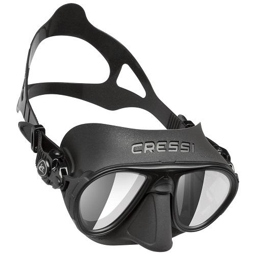 Cressi Calibro Black HD