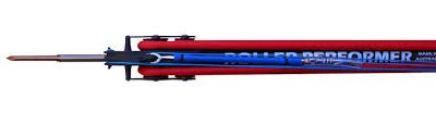 Manny Sub Double Roller Performer 8mm Shaft